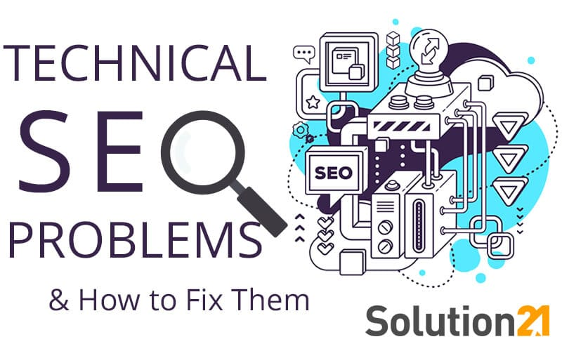 14 Technical SEO Problems & How to Fix Them