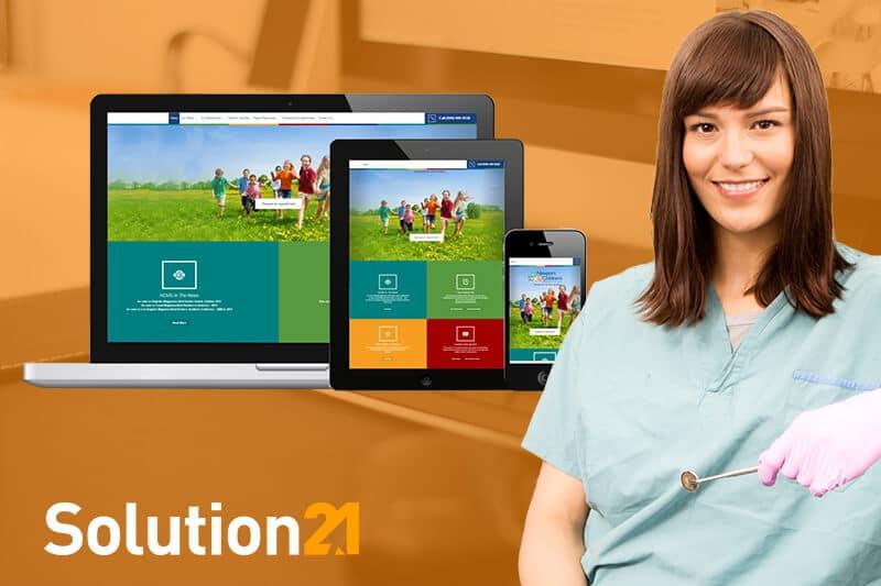 Creating a Successful Dental Website and an Effective Digital Footprint