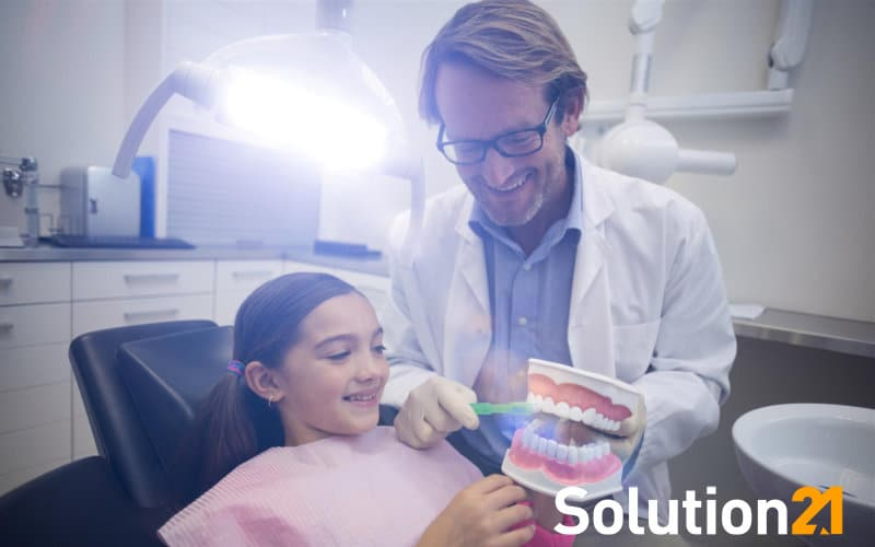 Strong Web Design for Your Dental Practice Convert Potential Patients