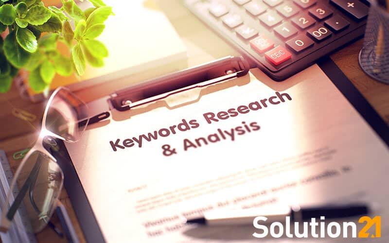 Website Optimization for Multiple Keywords