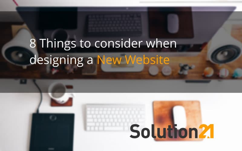 8 Things Every Dental Office should consider when designing a New Website