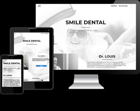 Dental Site Theme