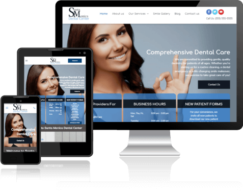 Dentistry Site Theme D9002