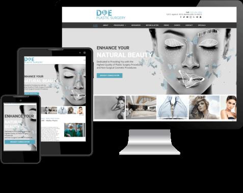 Responsive Website Design Gallery