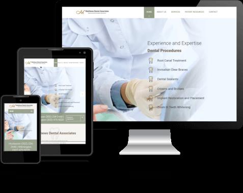 Dr Mathews Hockessin Site