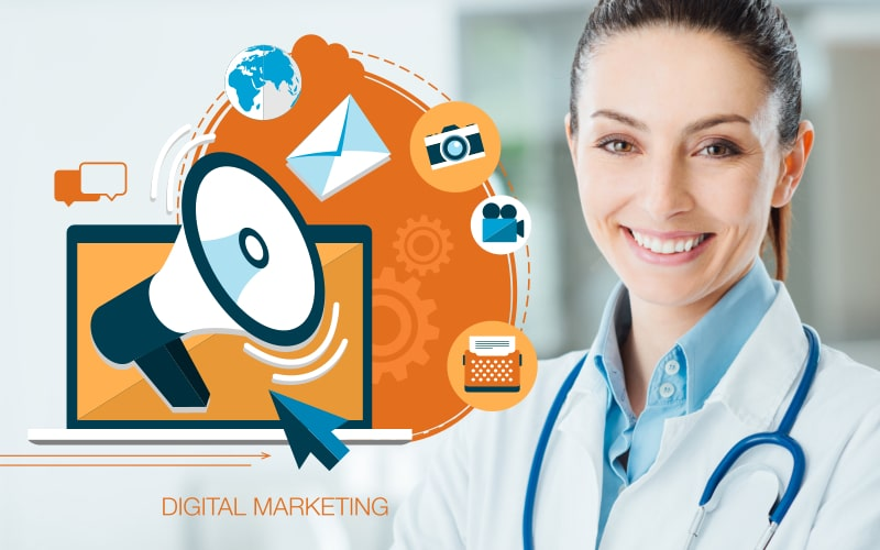 The Way Digital Marketing is changing the Health Care Industry
