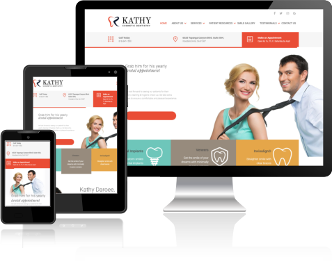 Kathy Cosmetic Dentistry Site