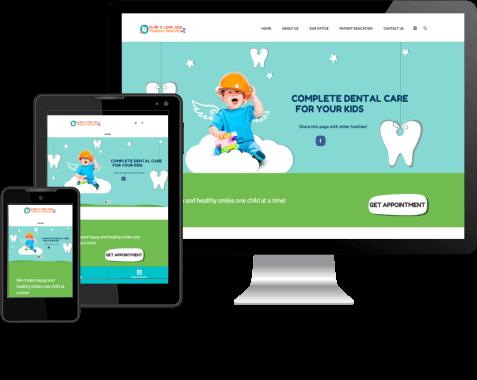 Loya Dental Site