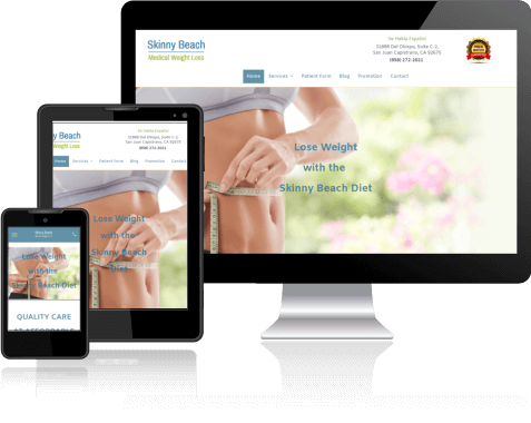 Weight Lose Theme Site
