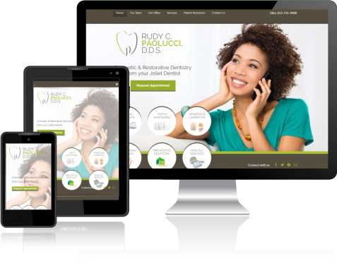 Rudy Paolucci DDS Site