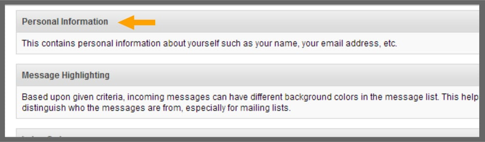 Email Time Stamps