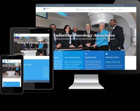 Radiation Oncology Associates Site