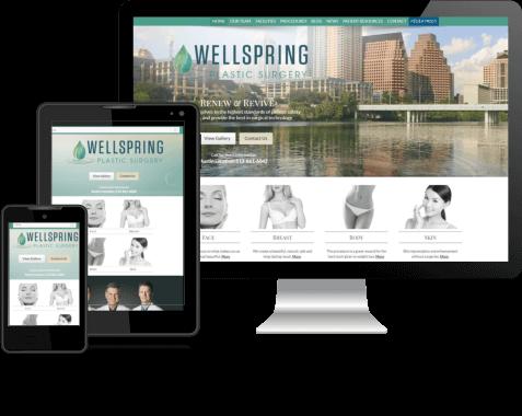 Wellspring Plastic Surgery Site